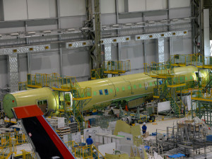 Mitsubishi_MRJ_MRJ-1_Regional Jet_production
