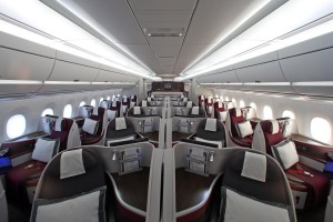 Qatar Airways_business Class_2015