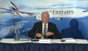 Sir Tim Clark media conference on Why the Big 3 U.S legacy carriers are wrong