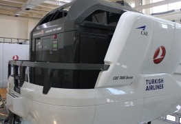 THY_Turkish Airlines_Boeing 737_Simulator_CAE 7000