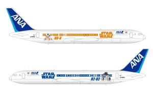 ANA_Star Wars_Star Wars_Boeing 767
