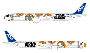ANA_Star Wars_BB-8_Boeing 777