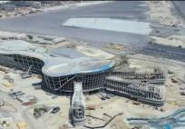 Abu Dhabi Airports Midfield Aerial Video June Updates