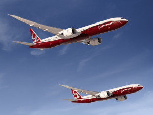 Boeing 777-8X and 777-9X