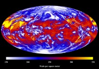 Earth_dünya_radyasyon_radiation