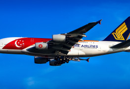 Singapore Airlines_Airbus A380_SG50_anniversary