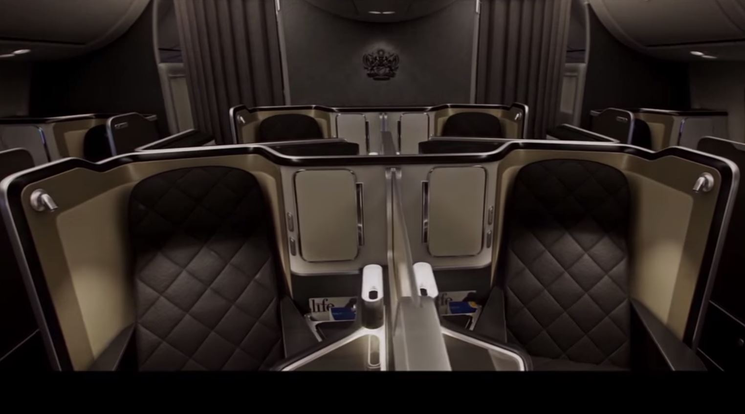 British Airways Boeing 787-9 First Class | Havayolu 101