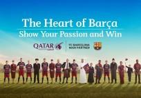 Qatar Airways - The Heart of Barça