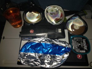 THY_Turkish Airlines_Inflight Meal_Economy Class_Istanbul_IST_Johannesburg_JNB_Sep 2015