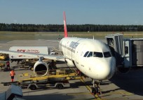 Turkish Airlines Airbus A320 Gate Operation @ Nürnberg Airport