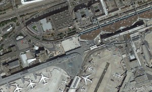 Lufthansa_First Class Terminal_Google Earth