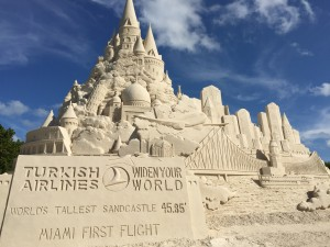 THY_Turkish Airlines_First Flight Miami_Sand Castle_Oct 2015_001
