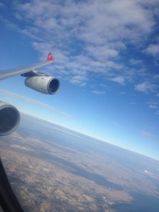 THY_Turkish Airlines_Inflight Experience_Boston-Istanbul_Airbus A340_Oct 2015