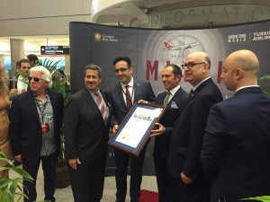 THY_Turkish Airlines_Miami_Hat_Acilis_Inaugural Flight_Oct 2015_005