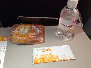 Thai Smile_Inflight Meal_Phuket-Bangkok_Oct 2015