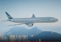Cathay Pacific - New Livery Launch