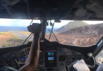 Landing at Saba, Worlds Shortest Runway