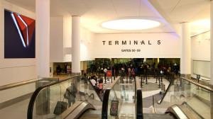 Los Angeles_LAX_Terminal 5_VIP