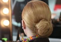 Style & Image Low Bun Hairstyle Tutorial Reimagined by Etihad Airways