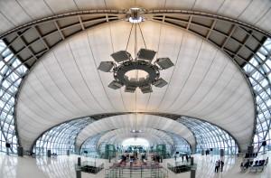 Bangkok Suvarnabhumi Havalimanı