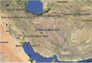 İran'ın Uluslararası Yolcu Sayısı Bakımından Önde Gelen 7 Havalimanı