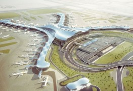 Abu Dhabi Airport _Midfield Terminal_Aerial_Photo