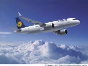 Lufthansa_Airbus A320neo_launch customer_Dec 2015