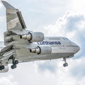 Lufthansa_Boeing 747_Bayern