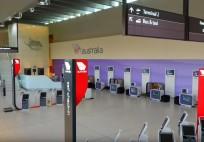 Virgin Australia Perth Terminal - Fly Through
