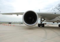 Airbus A350_Istanbul Airshow_Engine_Sep 2014