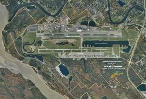 Fairbanks Airport_Aerial Photo