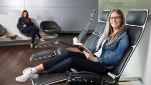 Frankfurt Airport_FRA_Relax Zone