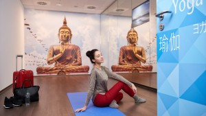 Frankfurt Airport_FRA_Yoga Rooms