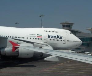 Iran Air_Boeing 747SP_Istanbul Ataturk Havalimani_Temmuz 2007