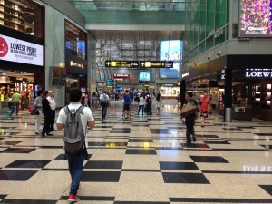 Singapore Changi Airport_SIN_Shopping Experience_Aug 2015_003