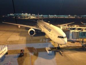THY_Turkish Airlines_Boeing 777_Seoul Incheon Airport_Jan 2016