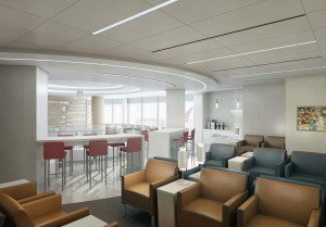 American Airlines_lounge_MCO_Admirals_Club_Design