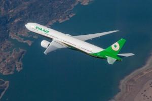 EVA Air_Boeing 777