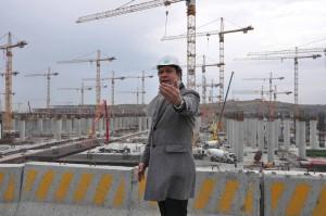 IGA_istanbul yeni havalimanı_Yusuf Akcayoglu_ceo_subat 2016