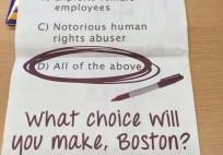 Boston Globe_Alliance for Workers_Qatar Airways_ad