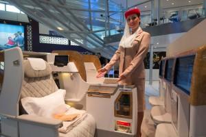 Emirates_new business class_Mar 2016_ITB Berlin_001
