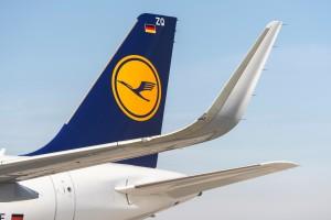 Lufthansa_Airbus A320_sharklet