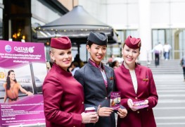 Qatar Airways_Doha-Sydney_Mar 2016