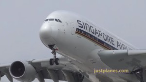 Singapore Airlines_Airbus A380_New York_JFK_2015