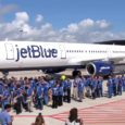 Airbus delivers its first U.S.-built aircraft to JetBlue