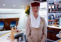 Emirates 'Infinite Possibilities' Stand Tour