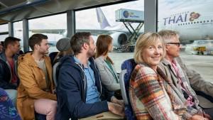 Frankfurt Havalimanı Turu