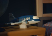 KLM Night light