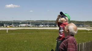 Zürih Havalimanı Turu
