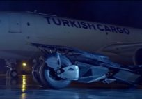 Batmobile flies around the world with Turkish Cargo!